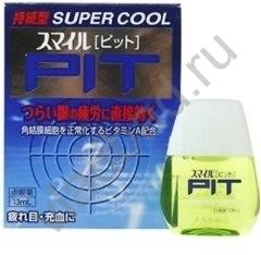 2ec6a211c56c Lion Smile Pit Super Cool Японские капли для глаз - ВладБад ...