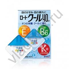 dfbe06c41502 Купить Rohto 40 COOL Японские капли для глаз - Японские капли для ...