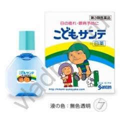 a6fa95491c6f Детские глазные капли Sante Kadomo - Японские капли для глаз ...